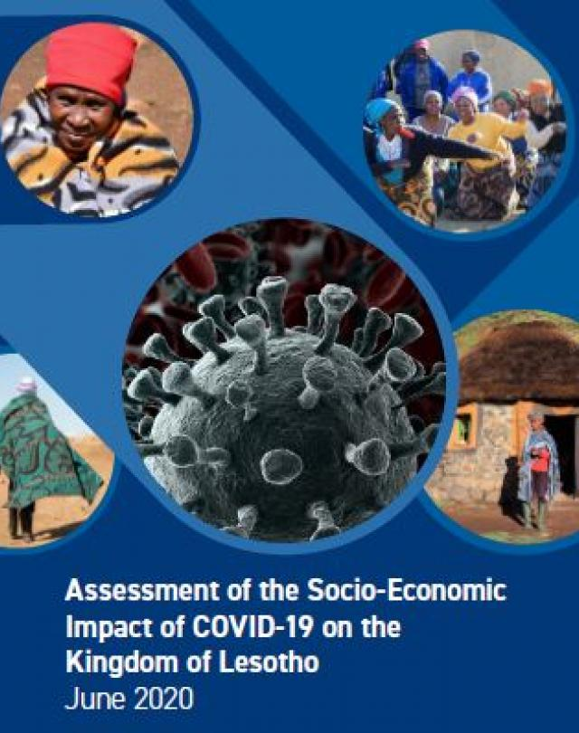 Assessment of the  Socio-Economic Impact  of COVID-19 on the  Kingdom of Lesotho